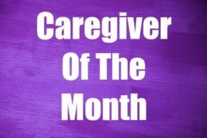 Care at Home's Caregiver of the Month