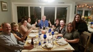 Care At Home's Family Thanksgiving Dinner