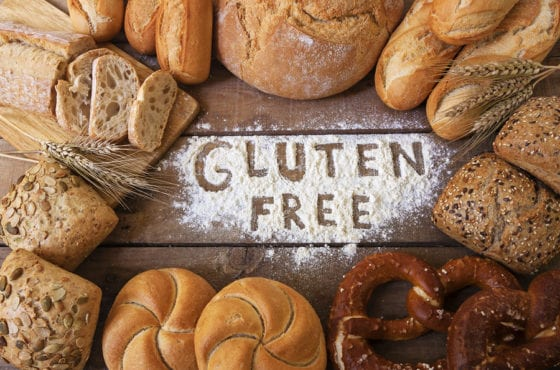FAQ about Gluten Free Diets