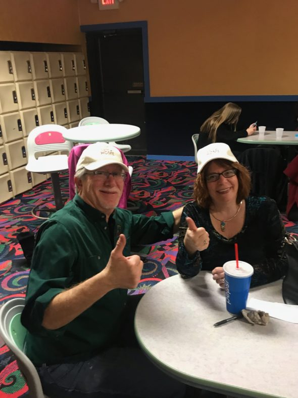 "Care At Home Sponsored 3 teams for the ""All Benefits Children"" Bowling Fundraiser"