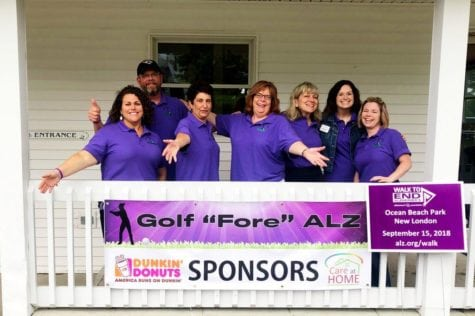"Care at Home Sponsors Golf ""Fore"" Alzheimer's"