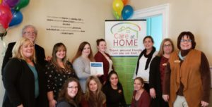 Care at Home Provider of Choice Group Photo