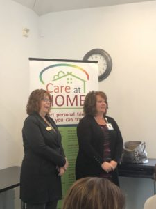 WCERG Meeting hosted by Care at Home in Westerly, RI