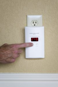 Carbon Monoxide Detectors Save Lives