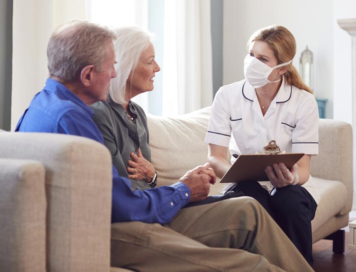Home Care During the Pandemic