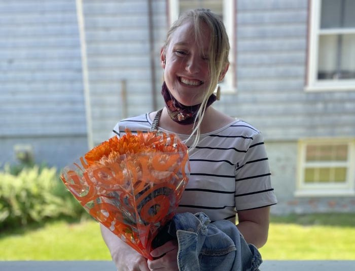 Caregiver of the Month - August 2021