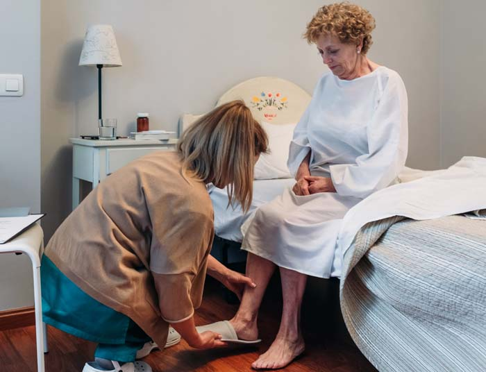 Home Care Helps the Whole Family