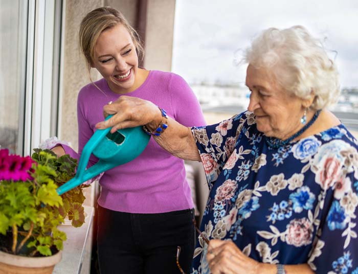 Quality of Life for Seniors with Companion Home Care