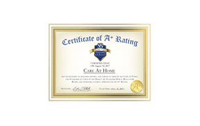 certificate-care-at-home
