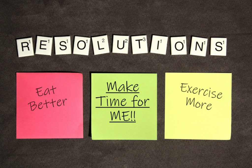Make Time for You Resolution