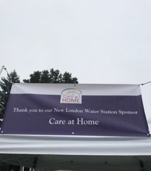 Care At Home Sponsors the Alzheimer's Walk